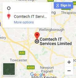 Comtech IT Map
